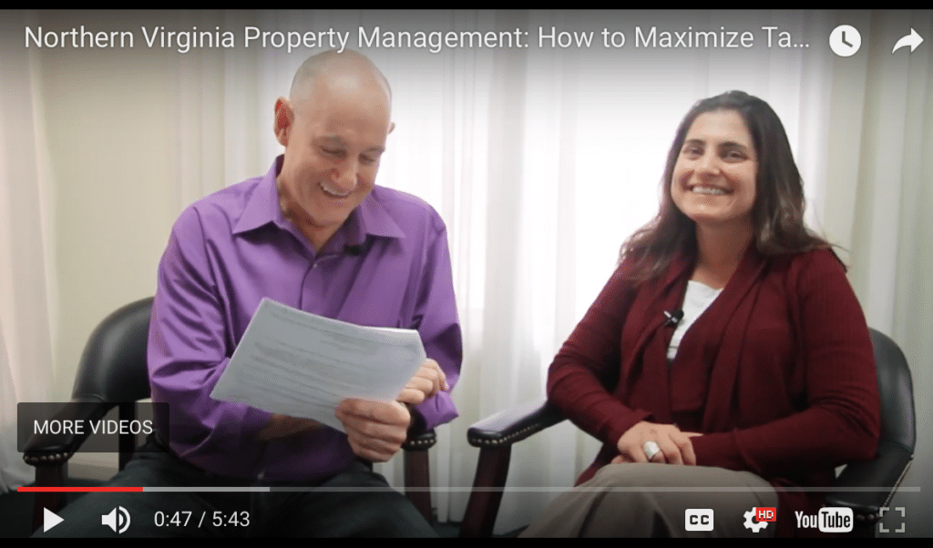 how property managers help homeowners at tax time