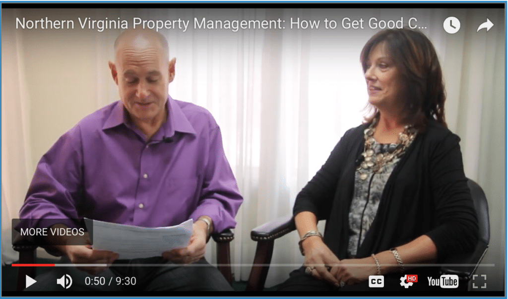 How do property managers get good contractors?