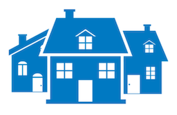 Blue Properties Icon
