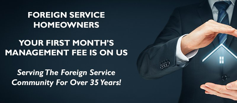 Foreign Service Discount