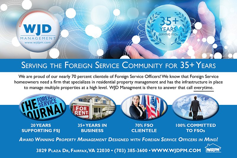 Foreign Service Journal WJD Management