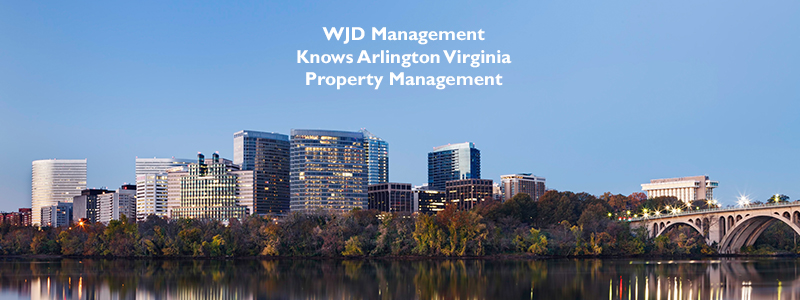 arlington virginia property management
