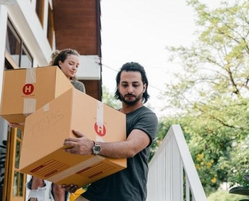 Help your tenants move in and get settled